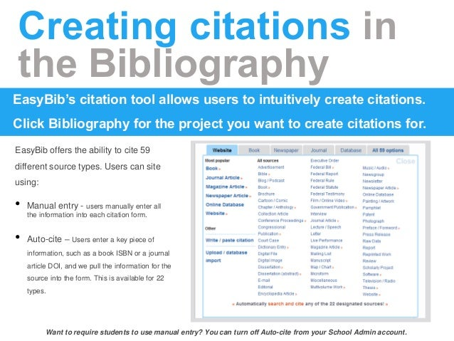 easy bibliography How to write a bibliography includes bibliography formatting guidelines (including apa & mla styles) plus examples.