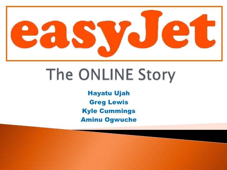 The ONLINE Story<br />HayatuUjah<br />Greg Lewis<br />Kyle Cummings<br />AminuOgwuche<br />