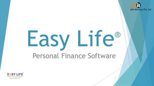 simple personal finance