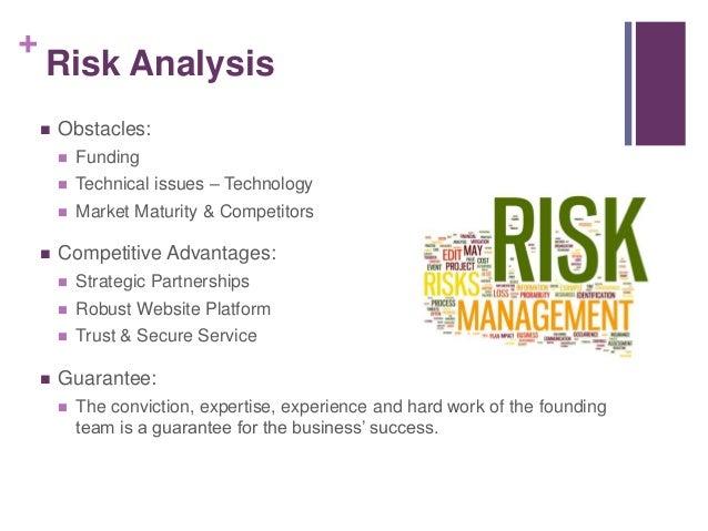 Risk analysis business plan
