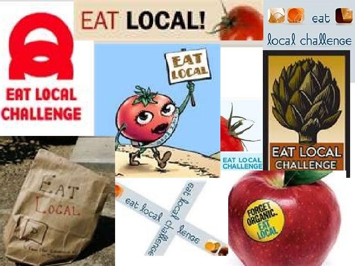 Eat Locally