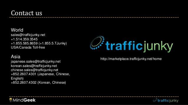 traffic junkie