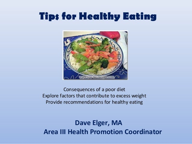 how to eat healthy and lose weight plan