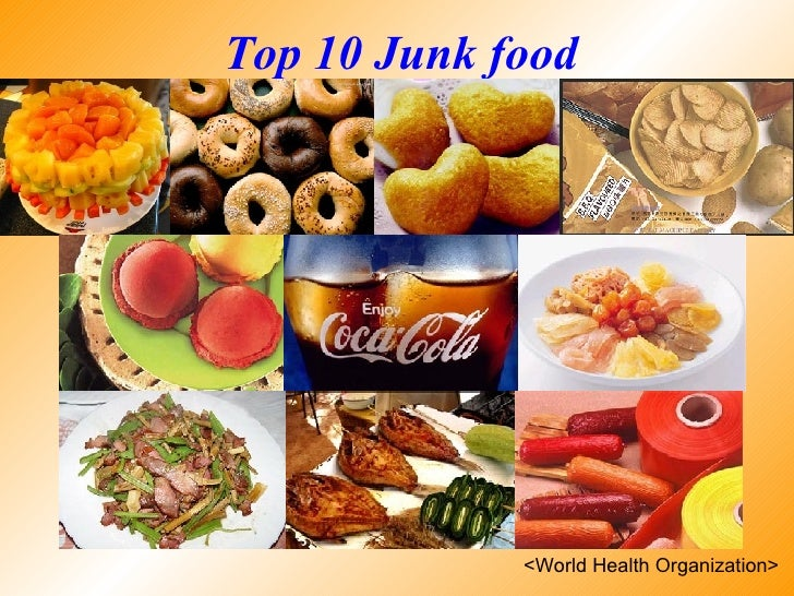 Top  Most Unhealthy Fast Foods