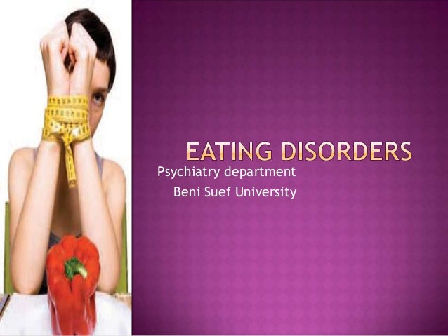 Psychiatry department Beni Suef University