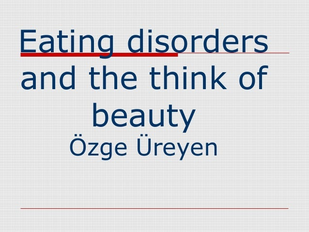 the globalization of eating disorders The globalization of eating disorders this quiz i made it to see how well people read the essay by genius i mean that he/she pays attention to important things he/she will be able to identify grammar problems, senseless answers and see the author's purpose.