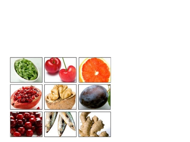Eating down inflammation - Lupus
