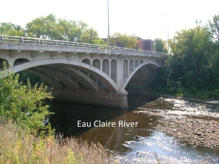Eau Claire River<br />