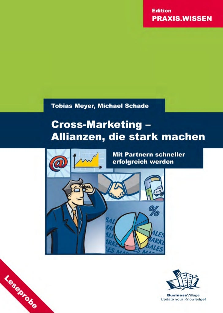 Cross-Marketing - Allianzen, die stark machen