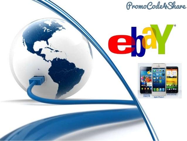 eBay Coupon 2013