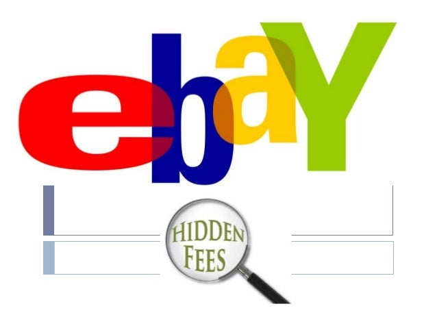 eBay online store  To sell on the eBay online store you have to pay $15.95 per month.  You have to pay a listings fee fo...