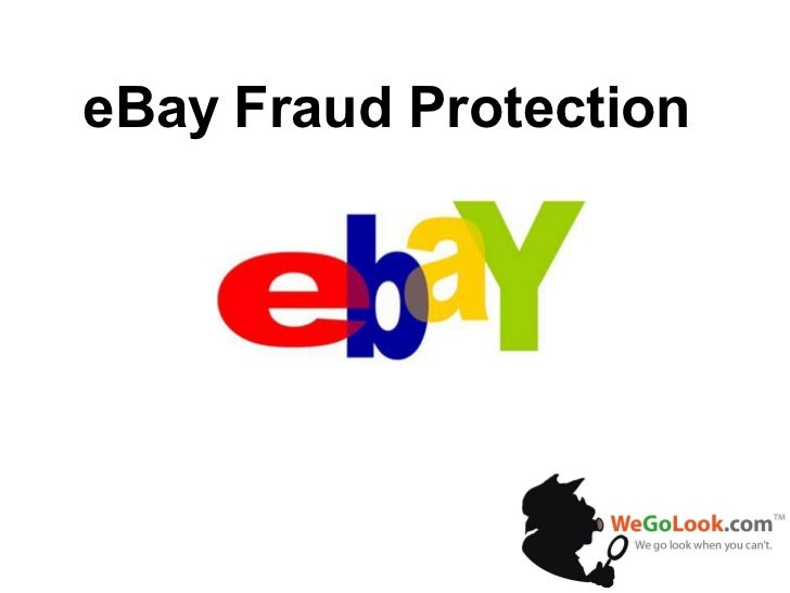 eBay   Fraud Protection