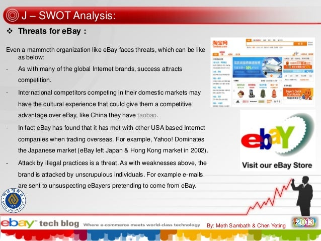 swot of taobao Free essay: business: taobao online trading platform strengths: 1 the leading  individual trading online platform in asia provided b2c and.