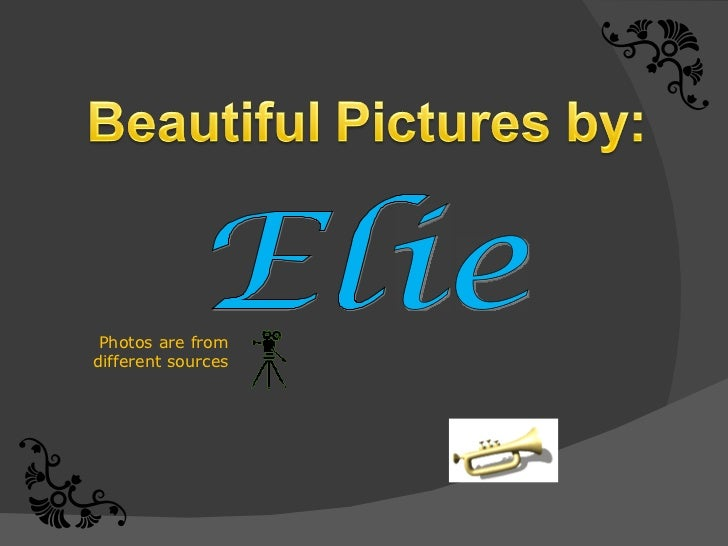 Eb beautiful pictures