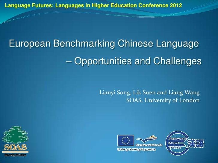 EBCL Presentation LLAS2012-Edinburgh
