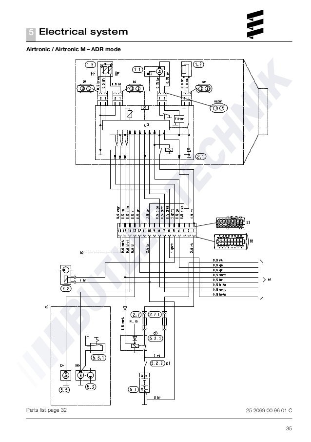 Eberspacher Airtronic D4 Manual