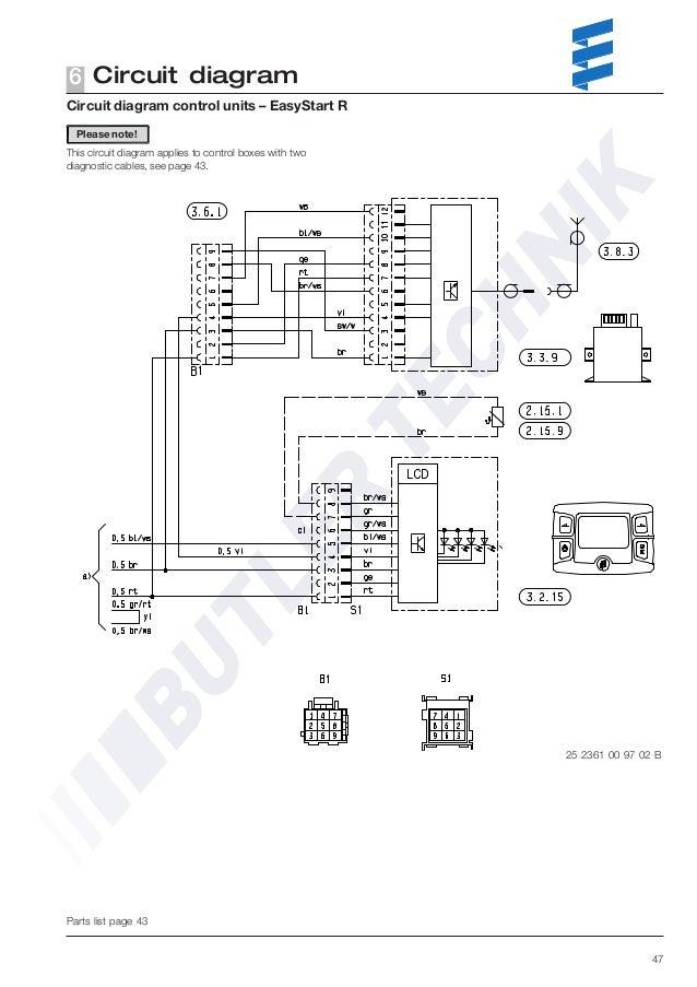Eberspacher Airtronic D5 Workshop Manual