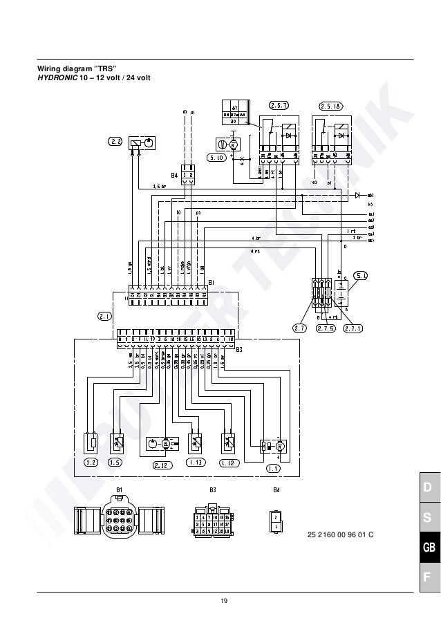 Eberspahcer Hydronic Technical Manual