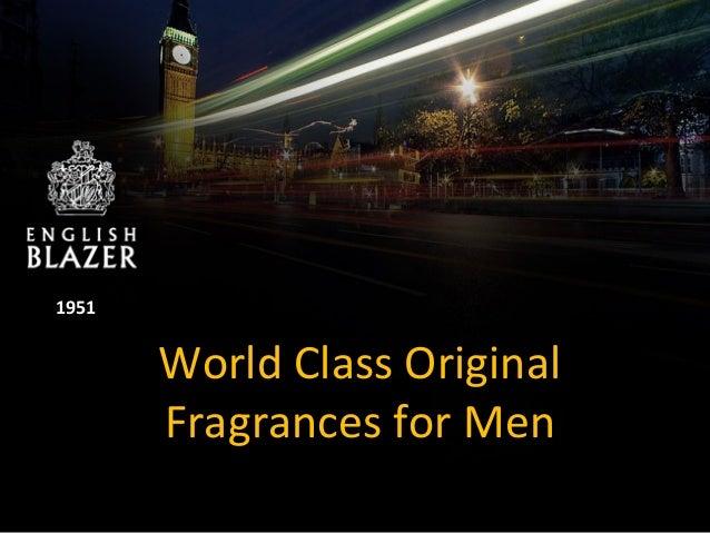 1951       World Class Original       Fragrances for Men