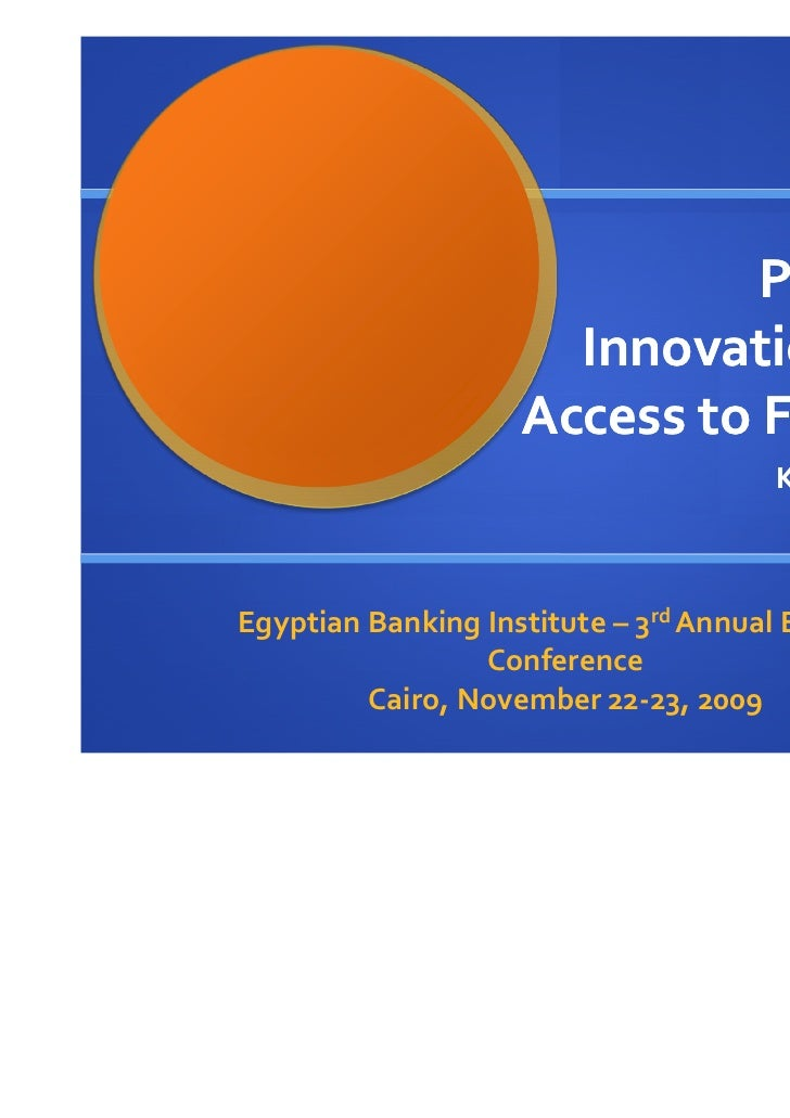 Product                      Innovation and                    Access to Finance                                      Keit...
