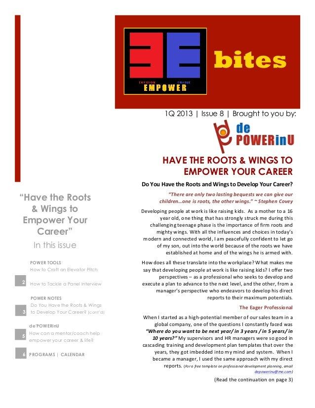 E bites newsletter | Issue8 | 1Q 2013