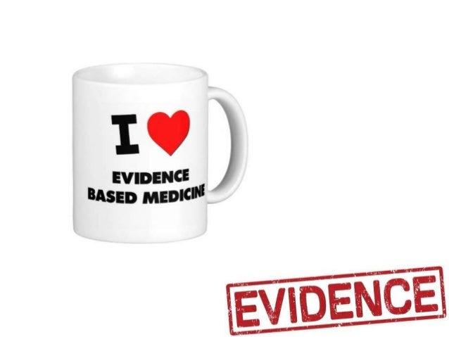 Evidence Based Medicine in EMS