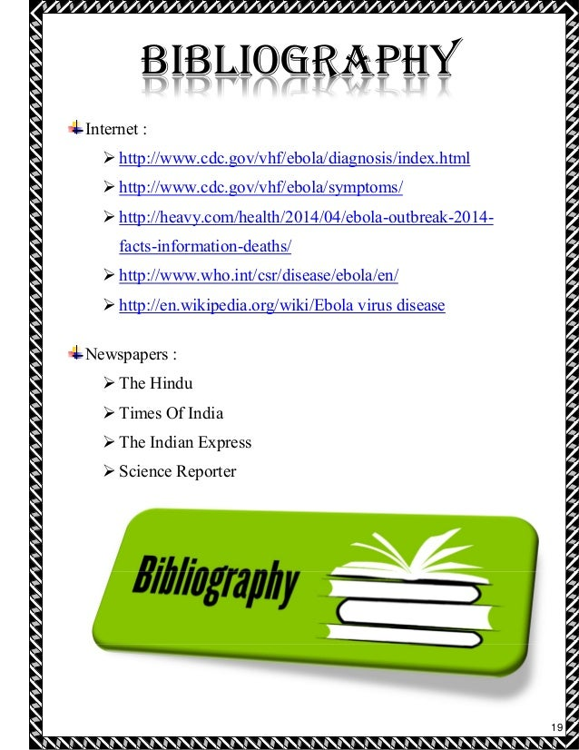 how to write bibliography of a project Writing an annotated bibliography writing an annotated bibliography written by deborah knott, new college writing centre printable pdf version fair-use policy what is an annotated bibliography if your bibliography is an independent project.