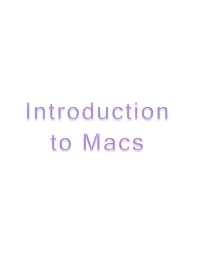 The MacThe name Mac is the marketed name for a PC line called The Macintosh. SteveJobs introduced the first Macintosh on t...