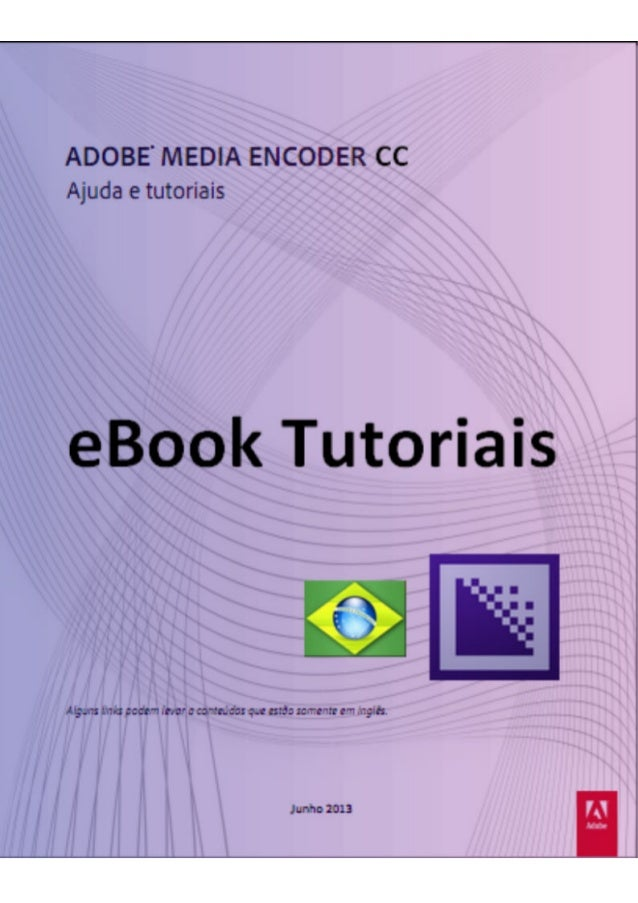 eBook Tutoriais Media Encoder