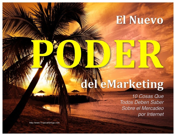 E Book   El Poder Del E Marketing