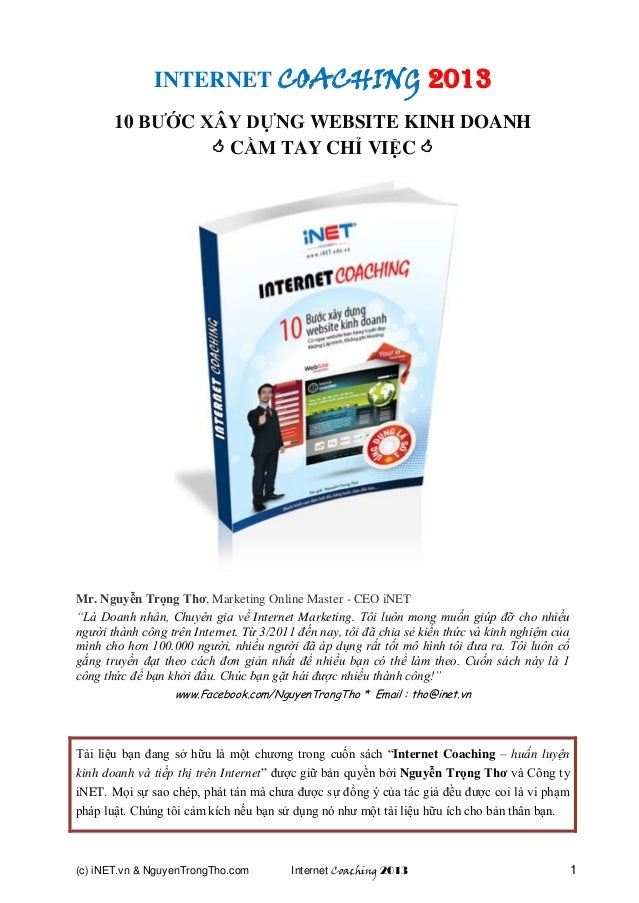 Ebook internet-coaching - thietkewebsitevungtau.com