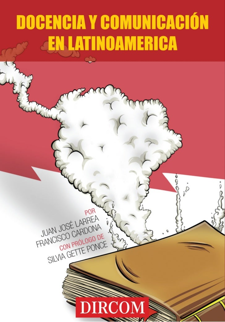 """""""Docencia y Comunicación en Latinoamerica"""" (Ebook )"""