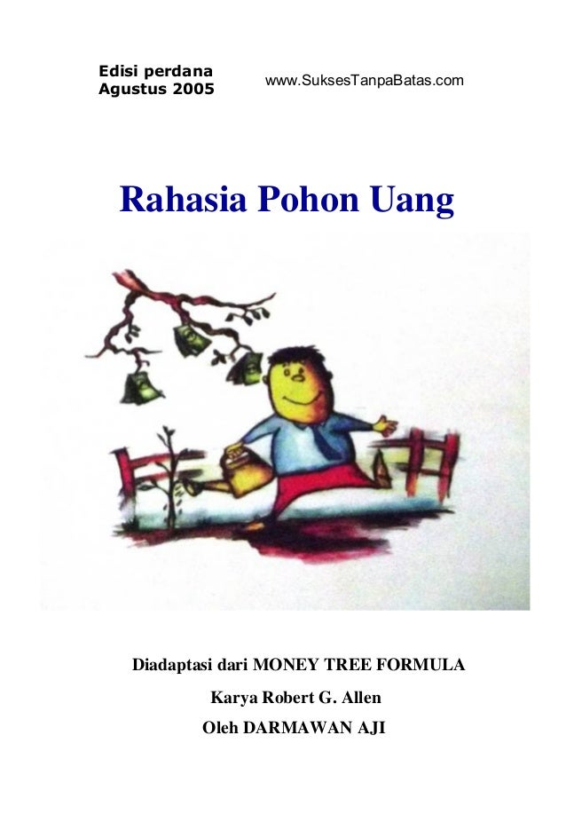 Ebook Rahasia Pohon Uang
