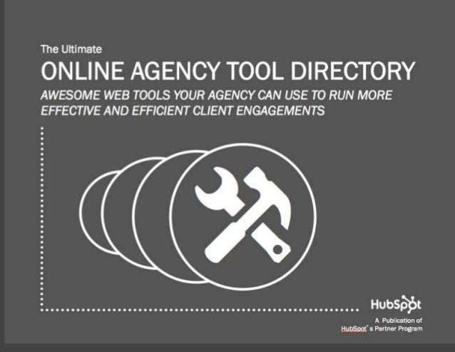 The Ultimate Guide to Online Agency Tools