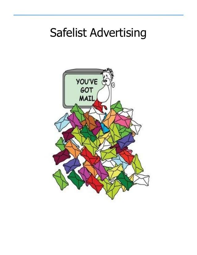 Safelist Advertising