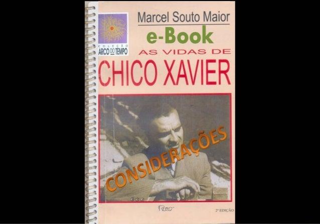 e-Book AS VIDAS DE CHICO XAVIER
