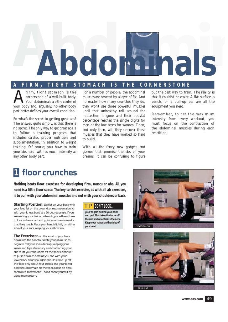 Ebook body   abs training