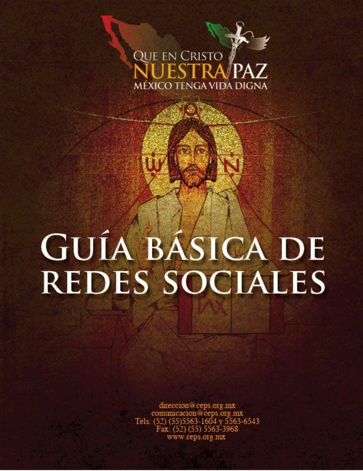 E-book Redes Sociales