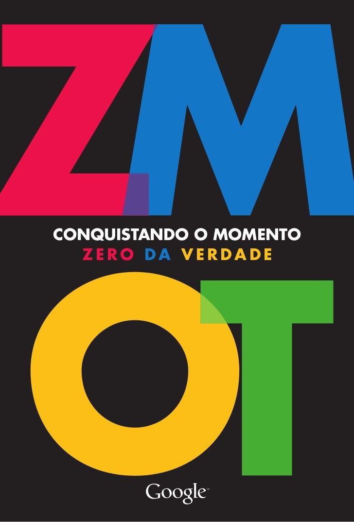 E-Book ZMOT: Conquistando o Momento Zero da Verdade