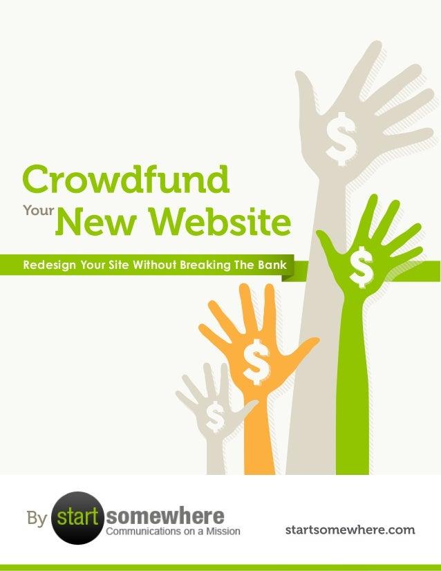 Crowfund Your Nonprofit Website
