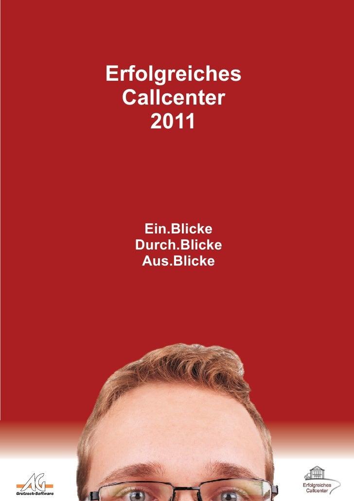 Ebook Erfolgreiches Callcenter_2011
