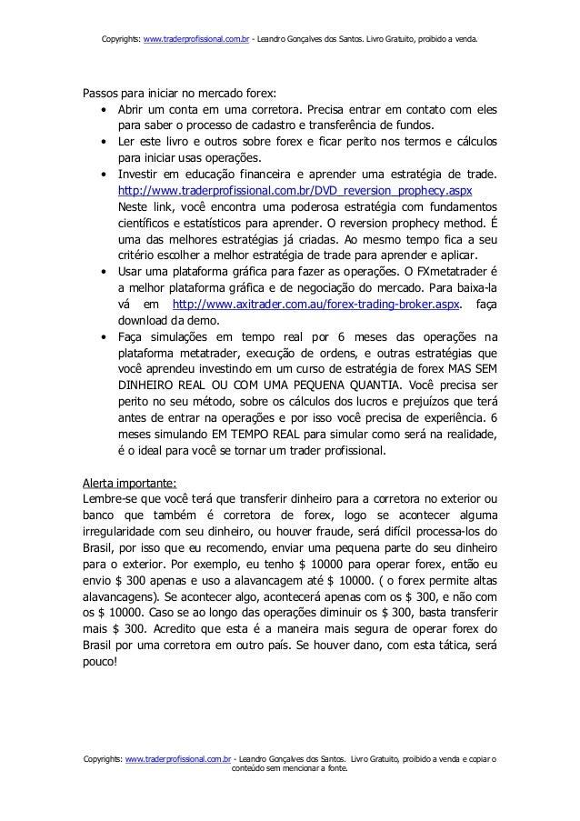 Corretoras de forex no brasil