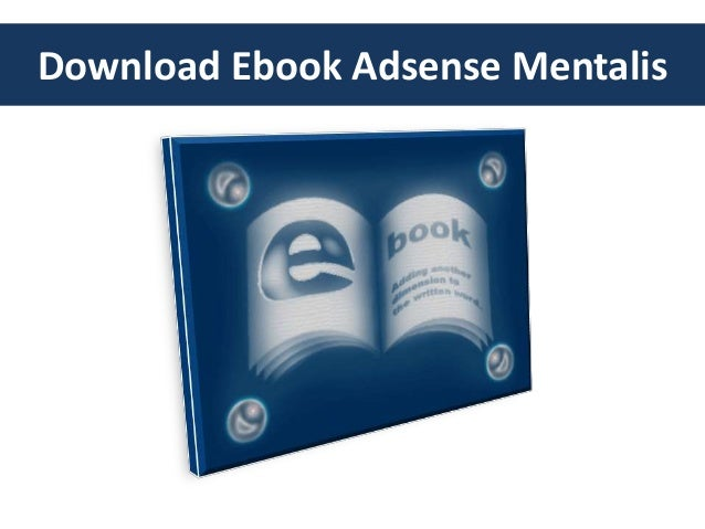 Download Ebook Adsense Mentalis