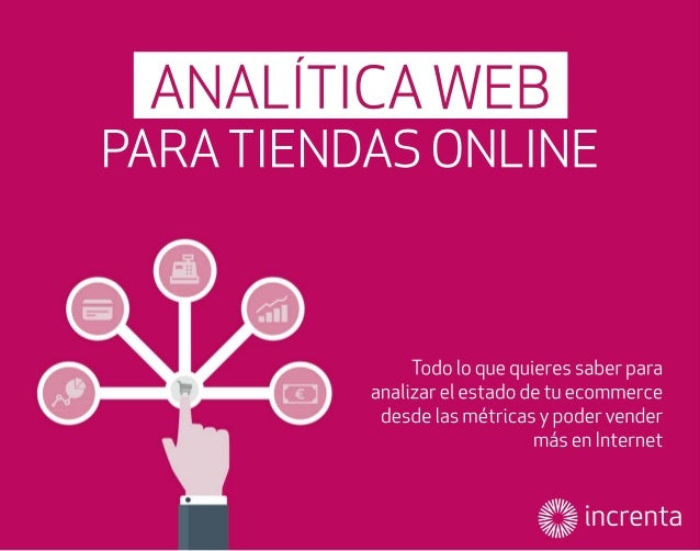 Analítica web para Tiendas online (e-commerce)
