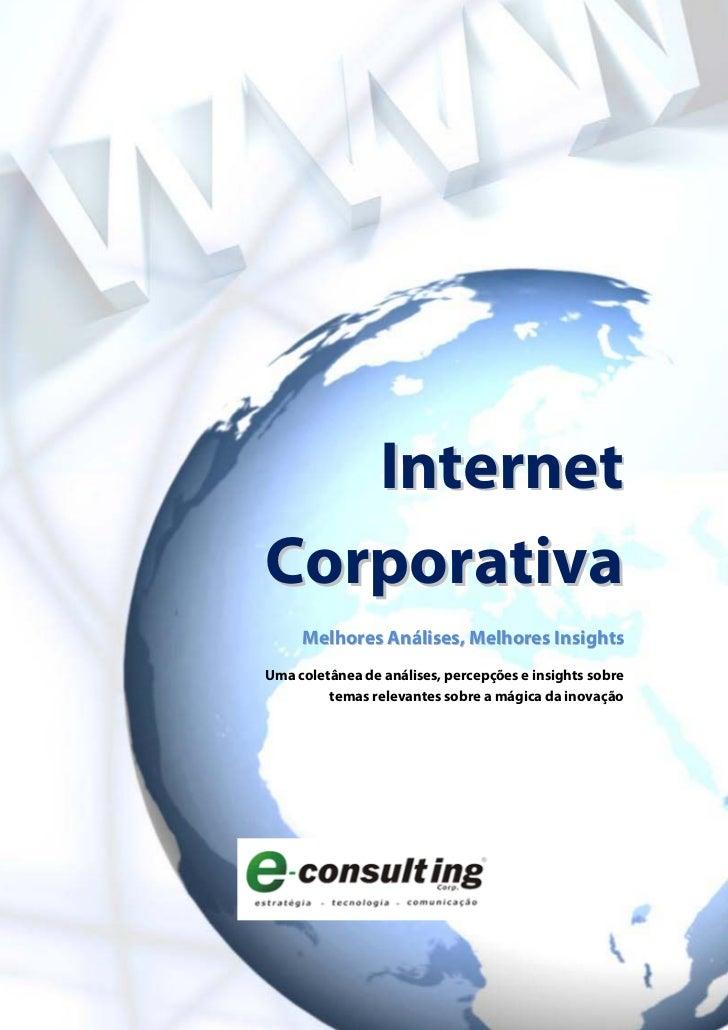 InternetCorporativa     Melhores Análises, Melhores InsightsUma coletânea de análises, percepções e insights sobre        ...