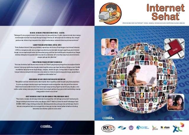 Ebook Internet Sehat