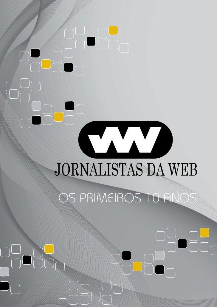 E-Book Jornalistas da Web: Os Primeiros 10 Anos