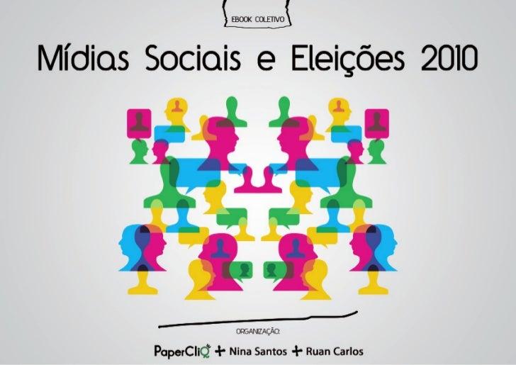 E-Book Mídias Sociais e Eleições 2010