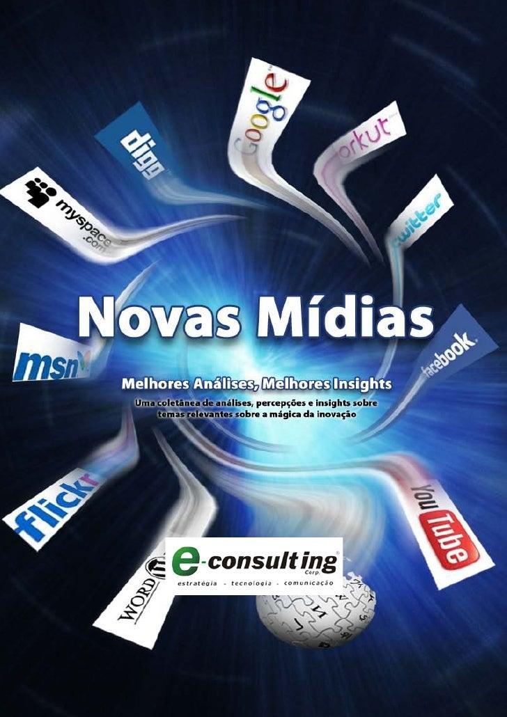 E-Book Novas Mídias E-Consulting Corp.  2010