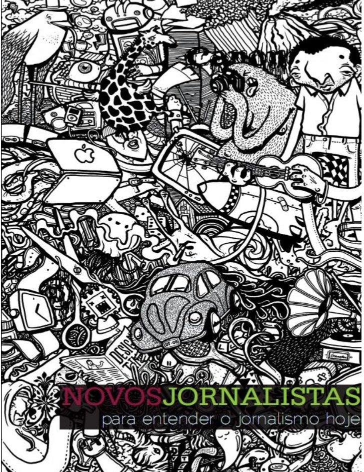 E-Book Novos Jornalistas: Para Entender o Jornalismo Hoje